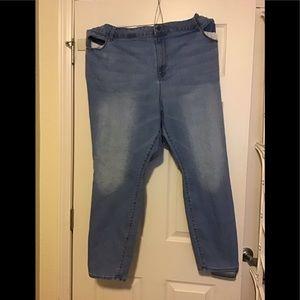 Old Navy Super Skinny Jeans 30w reg